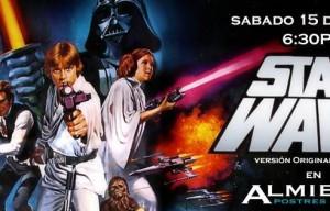 Función Especial Star Wars, Original de 1977