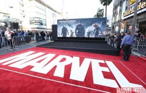 Premier de Captain America:  The Winter Soldier