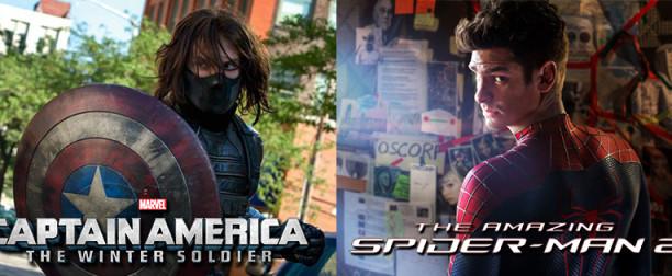Winter Soldier vs. Spiderman 2