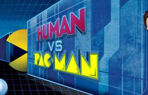 Human vs. Pacman