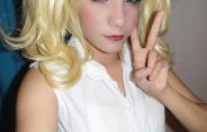 Sheliy Midori, cosplayer de vocación