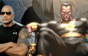 Dwayne Johnson podría ser el enemigo de Shazam.