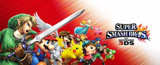 Super Smash Bros 3DS.
