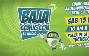 ¿Qué tuvo para ofrecer Baja Comic-Con?
