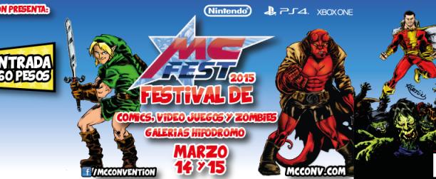 Reseña del MC FEST 2015