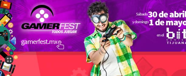 Gamerfest- diversión para gamers y toda la familia