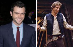 Conoce al joven Han Solo
