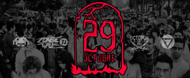 Anuncian  Zombie Walk Tijuana 2016