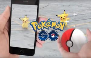 Damas y caballeros, Pokémon Go